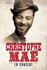 Derniers billets à réserver pour les concerts de Christiophe Maé